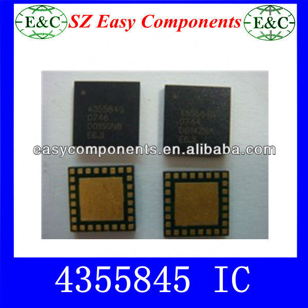 IC for Nokia 6300/N73 power amplifier IC 4355845 IC