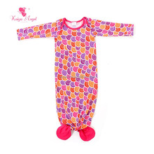 Wholesale Newborn Baby Clothes pictures of latest gowns designs infant 2017 gown