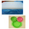 High Transparent HTV Silicone Rubber Material