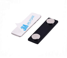 Super Strong Neodymium Magnets Changeable Magnetic Name Badge