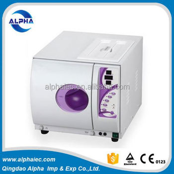 Desktop Class B steam Sterilizer / Dental Autoclave 12L
