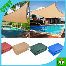 Car parking sun shade net cloth made by professional carport shades mesh material