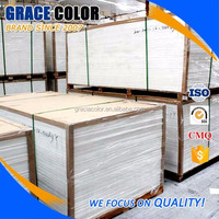 Sign material white pvc coated sheet metal for sale