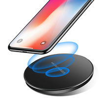 10W Fantasy Mobile Phone Wireless Quick Charging Pad Fast Qi Wireless Charger for iPhone