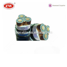 11kv Cable, Underground/33kv Cable Double Steel/Copper power Cable