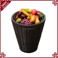 S&D KD Fruit storage display basket for market