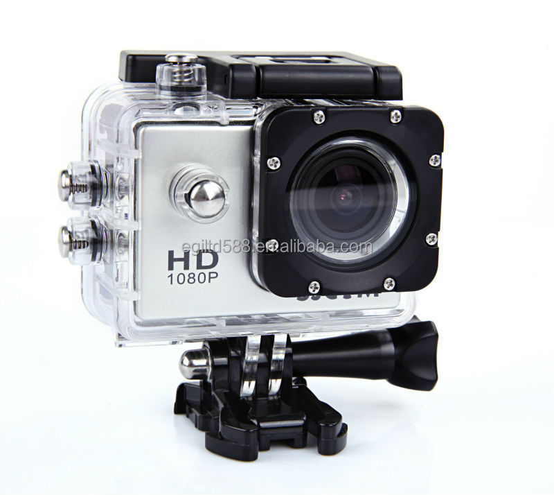 Full HD Go pro Original sj4000 SJCAM Outdoor Waterproof MINI Camcorders Action Sport Camera