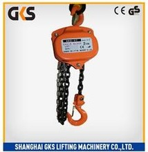 Factory Direct HSZ Type Hand Chain Block/Chain Hoist With CE,GS Certificate