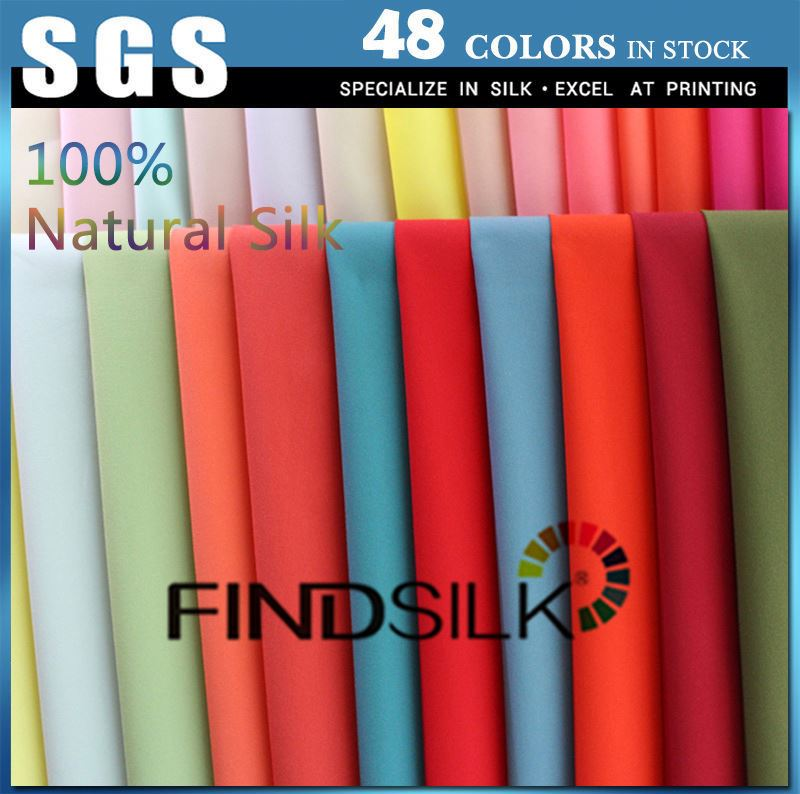 World famous hellosilk silk net fabric