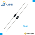Through Hole 1N4001 1N4002 1N4004 1N4007 Diode DO-41
