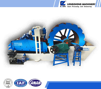 sand washing machine for mining from china golden supplier lzzg