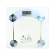 Digital Bathroom Hard Tempered Glass Personal Health Body Fat Weight Scale