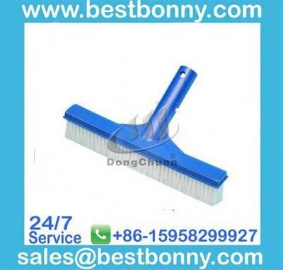 Pool cleaner brush deluxe - liner & above ground swimming pools
