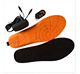 3ANGNI Custom Wireless Remote Control Heating Insole Safety 3.7V Battery Heated Insoles USB Rechargeable Insole