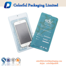 ODM USB cable charger accessories plastic bags for android for iphone 4 5 6 mobile OPP iPhone 6 case packaging
