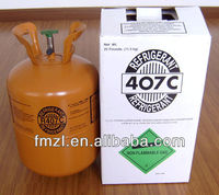 High purity R407C mixed refrigerant gas