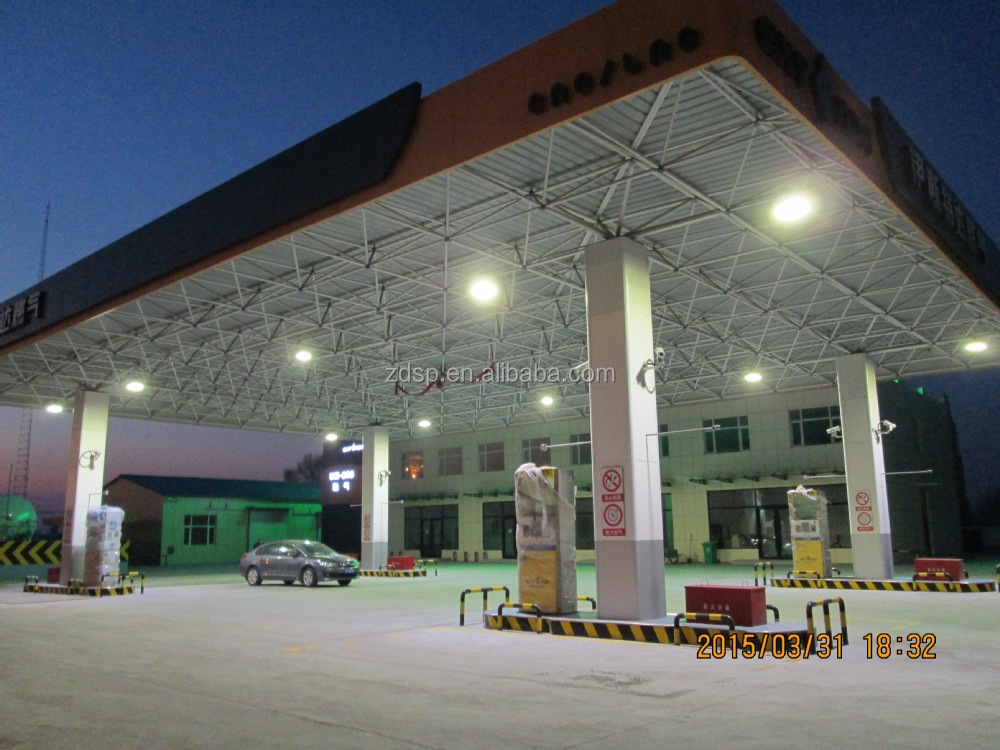 SAA DLC / ul ce atex approved LED Canopy Light for Gas Station