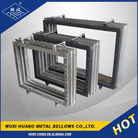 Double yang bo flanged expansion joints for many fields