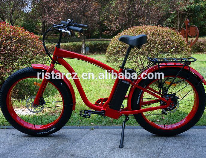 electric fat tire mountain bike/stealth bomber electric bike with fat tire RSEB505