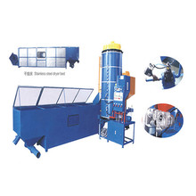 Factory price continuous foam balls making machine