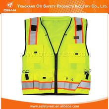 High visibility ANSI STANDARD new design cheap Medical Safety Vest
