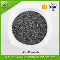 Factory Supply Irregular YG8 Crushed Tungsten