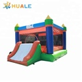 Factory price durable PVC inflatable jumping castle slide