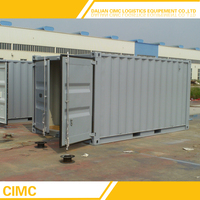 PLT-221 High Quality 40 Feet Refrigerated Container