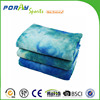PORAY colored beach tie-dyed yoga towel