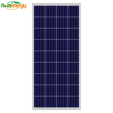 Chinese 12V Mono Poly 100wp 100 W 100 watts Solar Panel For Sale