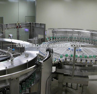 PET rinsing filling capping unit