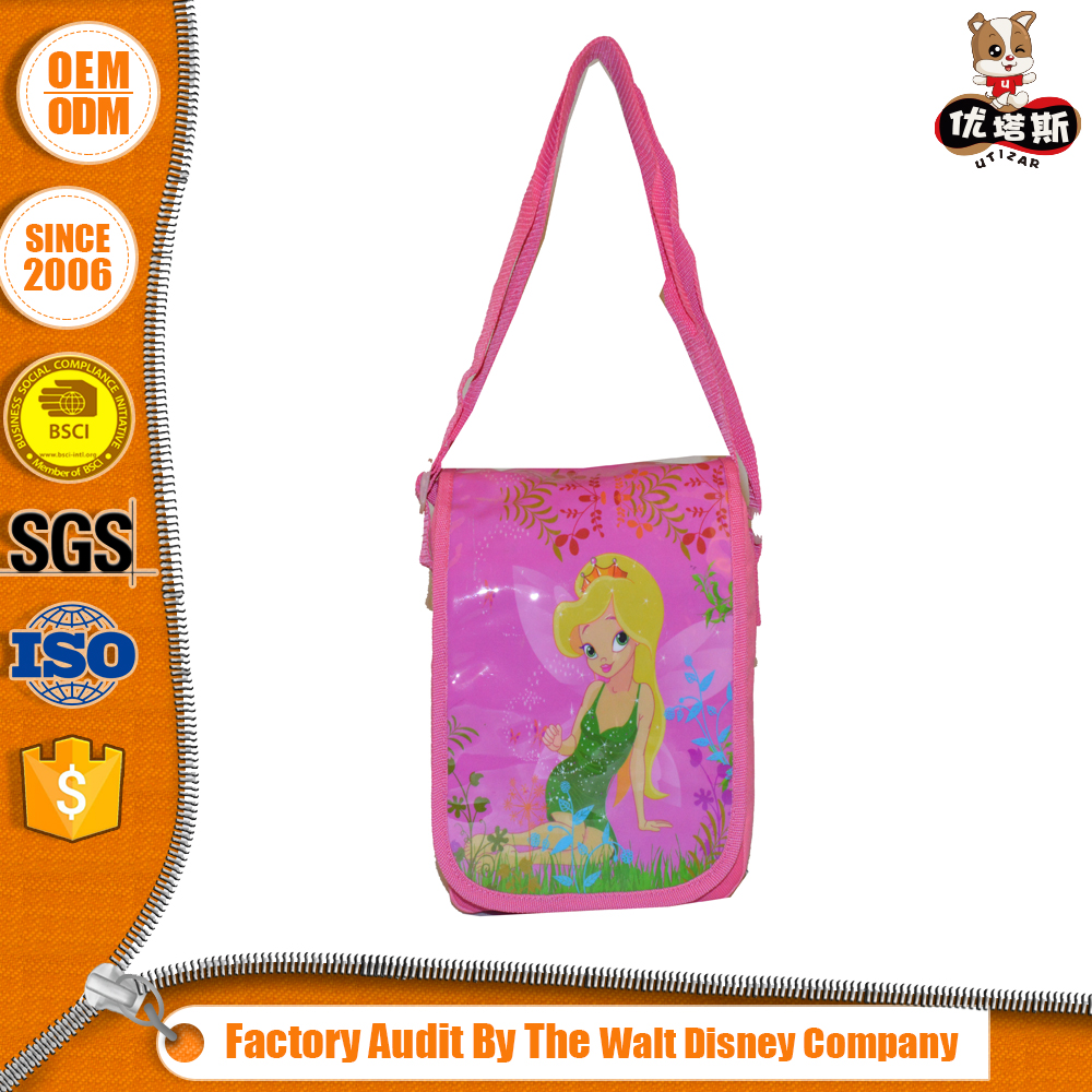 Make Your Own Design Super Quality Cheapest Kids Messenger Bags