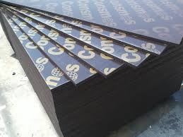 Outdoor Usage Waterproof Plywood Sheet / used plywood sheets for sale / marine plywood sheet