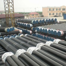 asme b36.10 carbon steel seamless pipe api 5l gr.b with large stock in china manufacturer