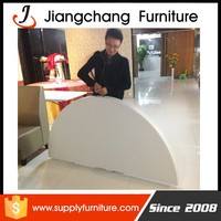 Top Sale HDPE Outdoor Plastic Folding Table Round JC-T263