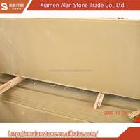 Polished Color Light Beige Sandstone slabs for sale / sandstone blocks price