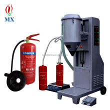 fire extinguisher dry chemical powder refilling machine