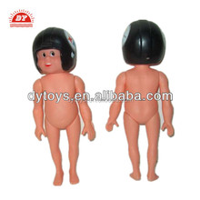 ICTI certificated custom made indian baby dolls without clothes
