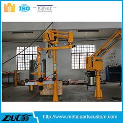 industrial mechanical pneumatic Robot heavy pipe manipulator Arm For Picking And Placing Product