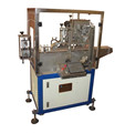 SKJ-300 Cutter with logo printing equipment