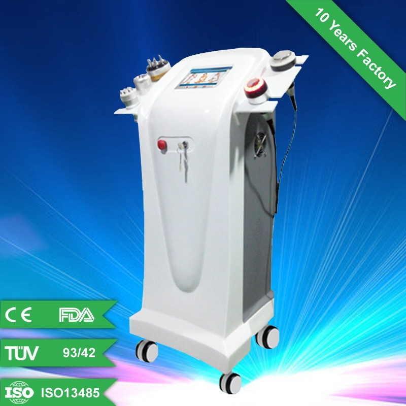 2015 Newest !! Multifunction Vacuum Cavitation Slimming Equipment Price For Sale Beauty Equipment Used For Salon and Spa