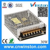 T-30D 30W 12V 0.5A top grade professional dc high voltage power supply