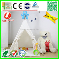Hot sales cheap printed camping teepee tent factory