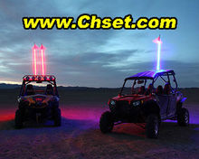 2015 new atv flag led lighted gorilla whip off road