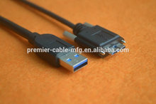 Cable Matters SuperSpeed USB 3.0 Type A to Micro-B Cable in Black 3 Feet