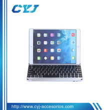 2014 New metal best wireless keyboard and case charger for ipad 2