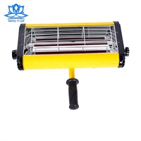 1100w Quality auto body painting infrared heating lamp / shortwave paint curing lamp/infrared heat lamp