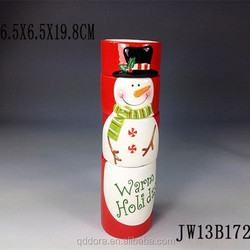 ChristmasSuperior Quality Ceramic Christmas Design Cup set/high Quality Artist Christmas Design Cup Supplier