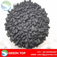 Chemical industry coal cylindrical activated carbon price