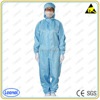Best price& high quality esd protective clothing for industrial use